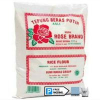 Tepung Beras Rose Brand 500gr SATUAN Best Seller READY