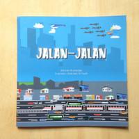 Buku Cerita Anak Islam Jalan Jalan - Buku Belajar Membaca
