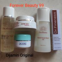 I'm Beauty Paket NC Acne isi 5 - im beauty by Immortal -jerawat radang