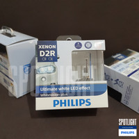 Philips D2R HID WhiteVision plus 120% 3 years warranty