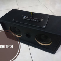 Speaker bluetooth DIY bass mantap