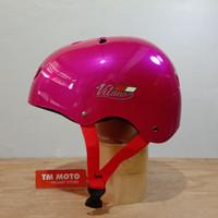 Helm SEPEDA VITANO PURPLE CANDY - Lipat / MTB / BMX / Skateboard