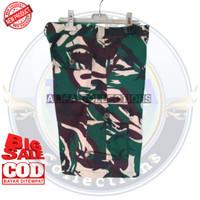 celana pendek/celana loreng pendek/celana cargo pdl pendek/celana army - Hijau, 28