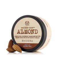 The Body Shop Almond Hand and Nail Butter