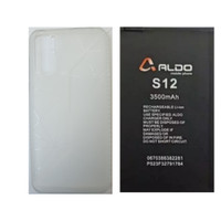 Baterai + Casing Silicone HP Smartphone ALDO S12