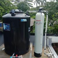 filter air sumur bor dan pam