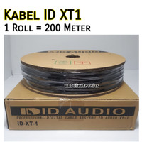 Kabel ID XT1 Cable ID Audio Microphone XT-1 1 Roll 200 Meter