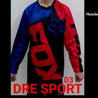 Baju Sepeda Dryfit M/L/XL/XXL