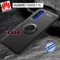 Soft Case Nova 7 iRing AutoFocus Ori - casing cover huawei Nova7 5G