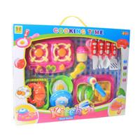 Mainan Kitchen Food Masak Masakkan Cooking Time