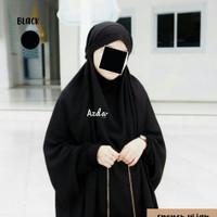 french khimar cardi by Azda hijab