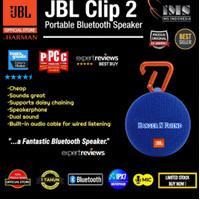 JBL Clip 2 Waterproof Ultra - Portabel Bluetooth Speaker Original