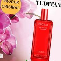 Pucelle eau de luxe cologne 100ml~parfum original grosir