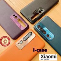 Soft Case Mi 10 Official Color Premium casing Leather Xiaomi mi10