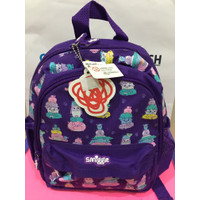 Smiggle Backpack Teeny Tiny Topsy Baby Tas Ransel Anak Ungu Original
