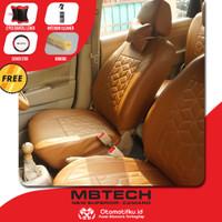 Sarung jok mobil Toyota Agya Otomotifku Terlaris Bahan MBtech Camaro