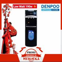Denpoo Dispenser DDB-920 Standing Galon Bawah, Hot, Cold & Normal