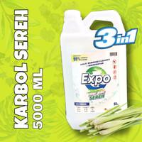 Karbol Sereh Wangi Expo 5 Liter