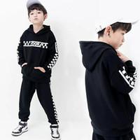 Sweater Hoodie + Celana Jogger Anak/ Stelan Anak Toor/ Hoodie Pria