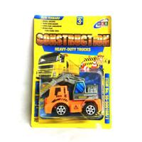 Mainan Mobil Truk Keruk Molen - Truk Box - Crane Truck Katrol