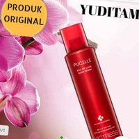 Pucelle eau de luxe body spray 150ml~parfum original grosir