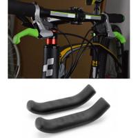 Silikon Pelindung Handle Rem Tangan Sepeda 2 PCS