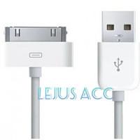 Kabel Data Charger iPhone iP 4G 4S iPad 1 2 3