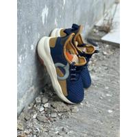 sepatu running ortuseight original TITAN Navy Tan Offwhite new 2020