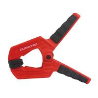 DURATEC Klip Jepit Papan Kayu Spring Clamp Strong Wood Carpenter 9 Inc