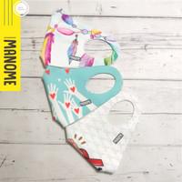Masker Non Medis Scuba Premium MANOME harga 3 Pcs - HOPE