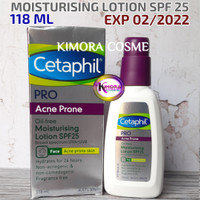 Cetaphil Acne Prone Moisturising lotion 118 ml