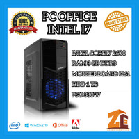 Pc Office Intel Core I7 2600|8GB|1TB