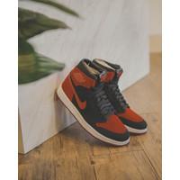 """Nike Air Jordan 1 Retro High Flyknit Bred Toe"""""""