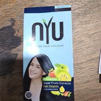 NYU Creme Hair Colour 1.10 Blue Black