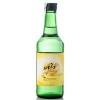 minuman korea*baram* original lemon n blueberry- bottle