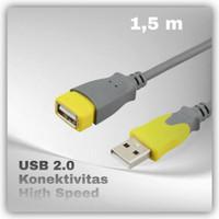 Illusion Copper Cable USB Extension AM - AF 1.5m (Kabel USB)