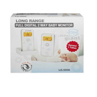 Little Giant Full Digital 2 Way Baby Monitor