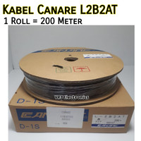 Kabel Canare L2B2AT Audio Microphone Cable 1 Roll = 200 Meter