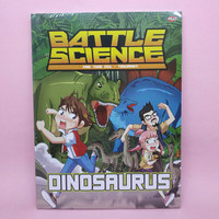 Battle Science - Dinosaurus by Kang Young Chul