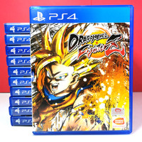 [NEW] Dragon Ball Fighter Z PS4