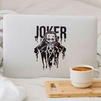 Cutting sticker laptop macbook joker asus 14inch superhero