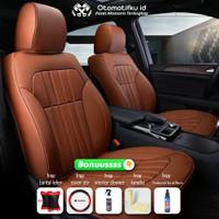 Sarung jok mobil Daihatsu Sigra Otomotifku ORI Bahan MBtech Carrera