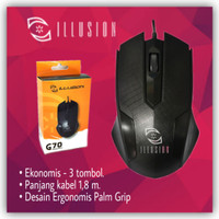 Illusion Gaming Mouse G70
