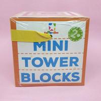 Opredo Mini Tower Blocks - ANIMALS oleh Tim Oopredoo