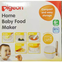 pigeon home baby food maker mpasi