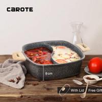 Carote Hot Pot Pan With Lid 28 Cm