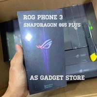 Asus ROG Phone 3 865+ 12GB Ram 128GB Rom New BNIB