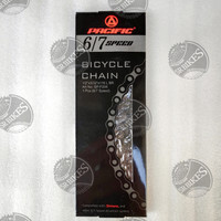 Rantai Sepeda Bicycle Chain 6-7 Speed 116L. PACIFIC