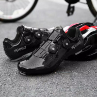 Sepatu jalan bersepeda, Pria sepatu sepeda jalan, Ultralight sepatu