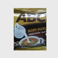 ABC kopi dan gula plus susu